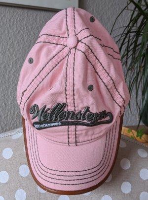 Wellensteyn Cap in rosa