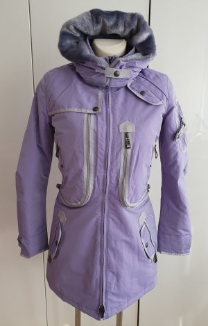 Wellensteyn Damen Winterjacke Parka Mantel Gr. S