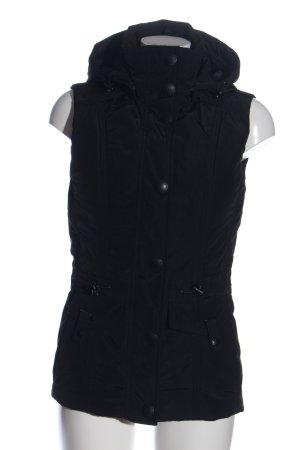 Wellensteyn Puchowa kamizelka czarny W stylu casual