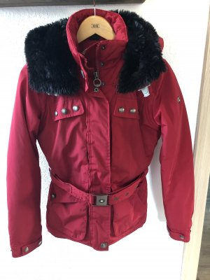 Wellensteyn Esquire Winterjacke rot