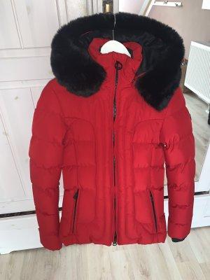 Wellensteyn Down Jacket red
