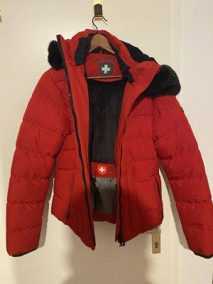 Wellensteyn Kurtka zimowa czerwony-ciemnoczerwony