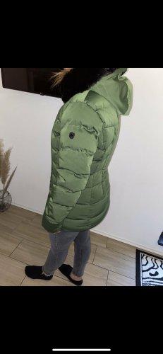 Wellensteyn Fur Jacket forest green