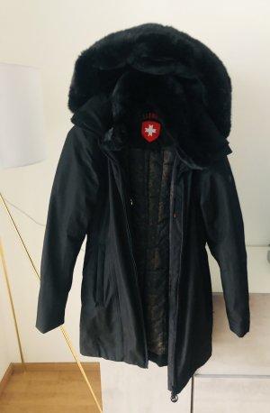 Wellensteyn Cappotto corto nero