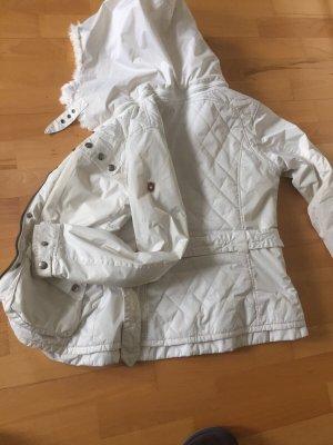 Wellensteyn Chaqueta con capucha blanco