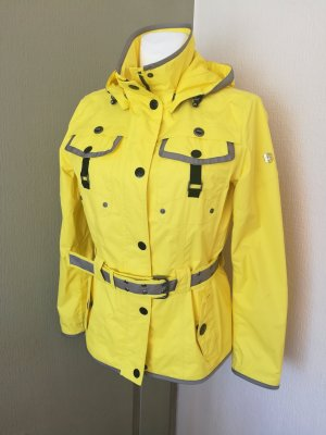 Wellensteyn Imperméable jaune