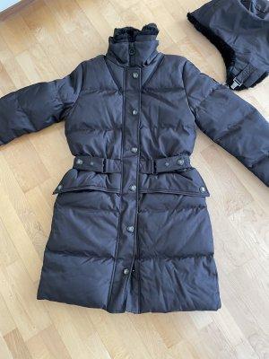 Wellensteyn Cappotto invernale marrone scuro-marrone-nero