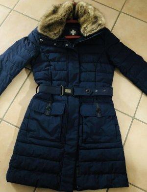 Wellensteyn Gewatteerde jas donkerblauw
