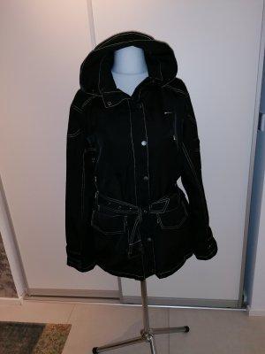 Wellensteyn Imperméable noir polyester