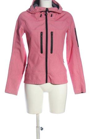 Wellensteyn Outdoorjacke pink Casual-Look