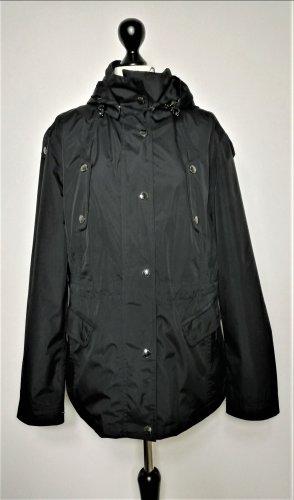Wellensteyn Raincoat black