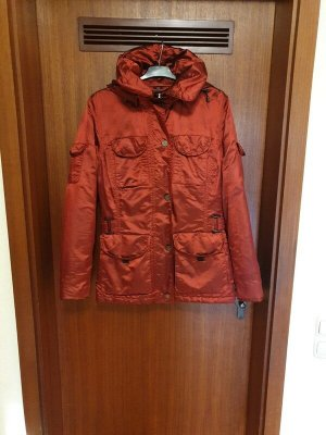 Wellensteyn Winter Jacket carmine