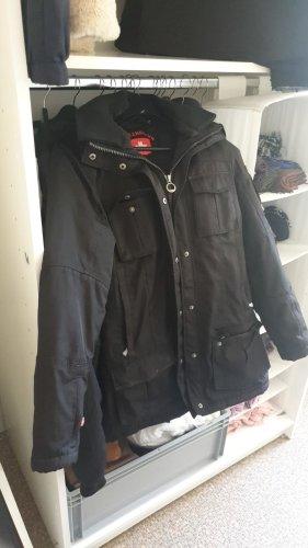 Wellensteyn Winter Coat black