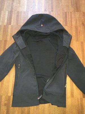 Wellensteyn Softshell Jacket dark blue polyurethane