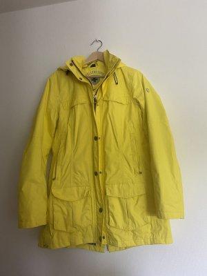Wellensteyn Poncho de pluie jaune-jaune primevère