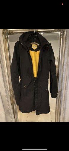 Wellensteyn Parka nero-giallo