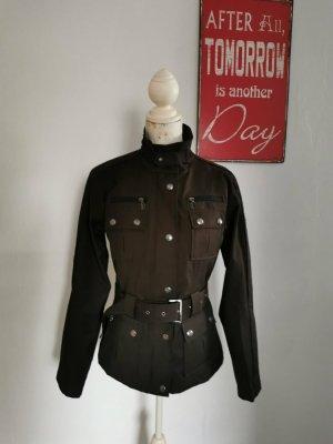 Wellensteyn Military Jacket black brown