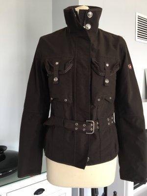 Wellensteyn Cortaviento marrón oscuro-marrón