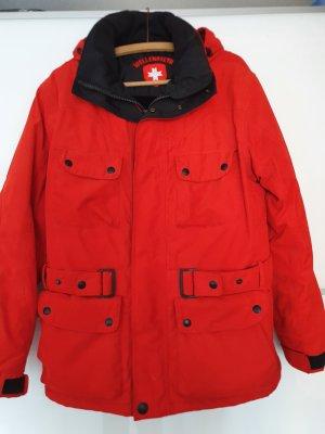 Wellensteyn Kurtka zimowa czerwony
