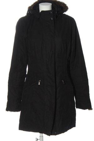 Wellensteyn Veste d'hiver noir style décontracté