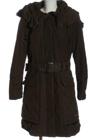 Wellensteyn Winter Jacket brown casual look