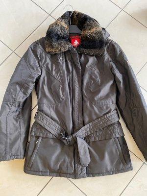 Wellensteyn Outdoor Jacket dark brown-black brown