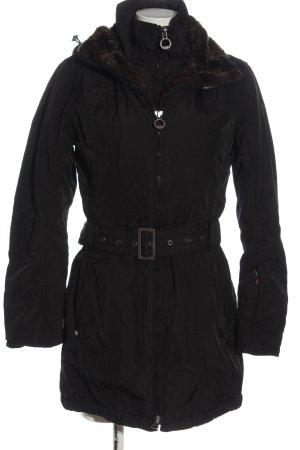 Wellensteyn Kurtka zimowa czarny W stylu casual