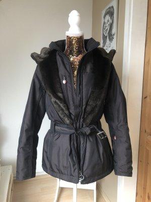 Wellensteyn Giacca invernale marrone-nero