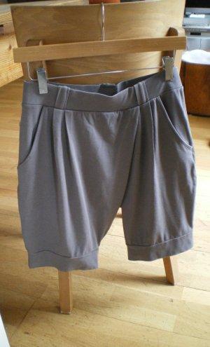 Wellicious, Urban Pants, Shorts, Yoga, taupe, Gr.36