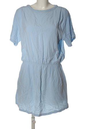 Wemoto Kurzarmkleid blau Casual-Look