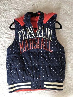 Franklin & marshall Hooded Vest multicolored