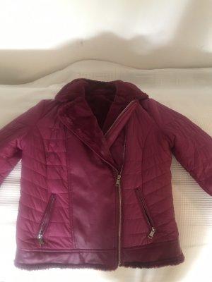 Guess Reversible Jacket purple