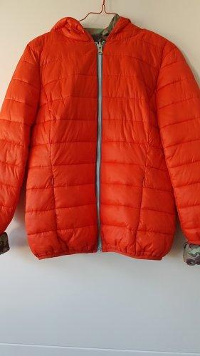 Reversible Jacket orange