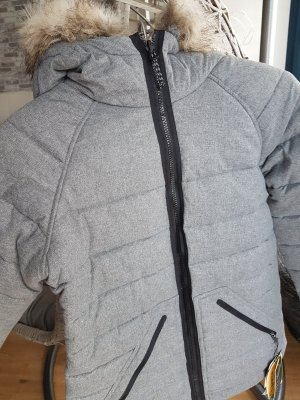 Burton Giacca reversibile grigio