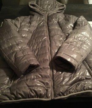 Double Jacket grey brown