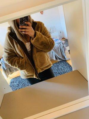 Primark Reversible Jacket cream-khaki