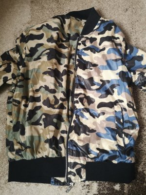 no name Reversible Jacket multicolored