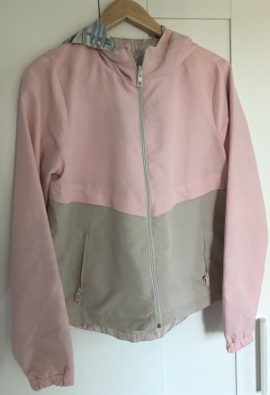 Only Veste réversible beige-rose polyester