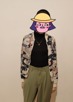 Wendejacke Vero Moda