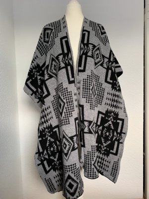 Cape black-grey