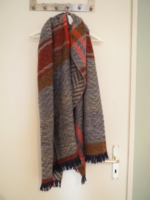 Zara Knitted Scarf multicolored