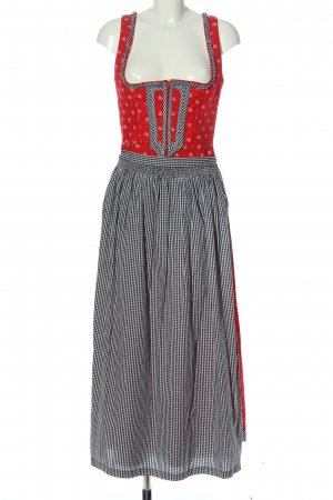 Wenger Austrian Style Dirndl stampa integrale stile classico