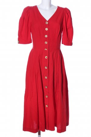 Wenger Dirndl rot Casual-Look