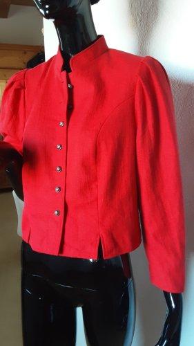 Wenger Folkloristische jas rood