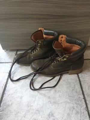 Buffalo Bottes d'hiver kaki