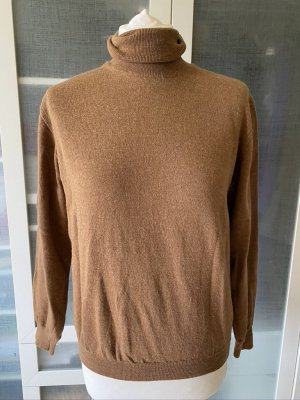Werther Pullover in cashmere marrone Cachemire
