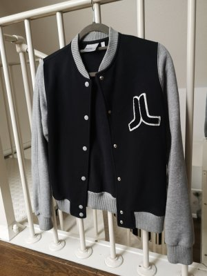 Wesc College Jacket black-grey