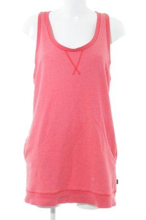Wesc Longshirt pink Casual-Look