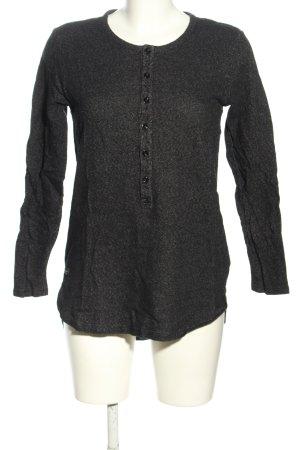 Wesc Długa koszulka jasnoszary Melanżowy W stylu casual