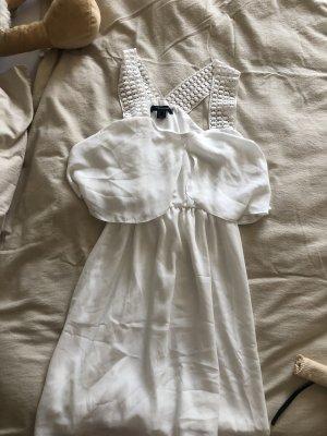 Weßes Kleid